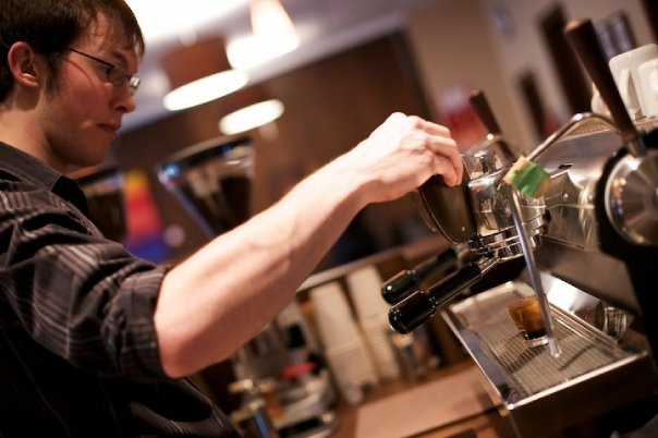Slayer barista training fratello