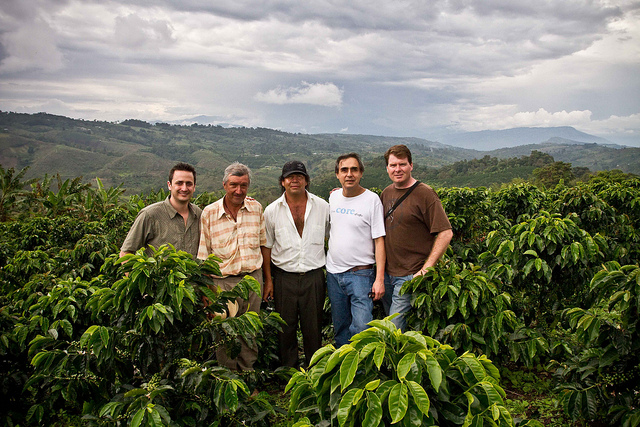 colombian huila fratello coffee direct trade