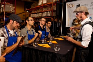 Prairie regional Barista competition Fratello Coffee