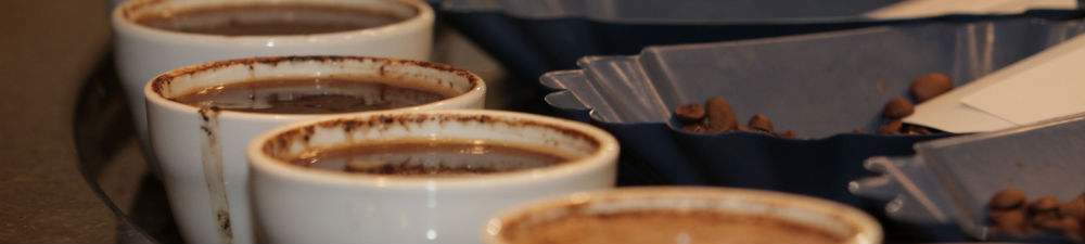 coffee cupping tasting bowls