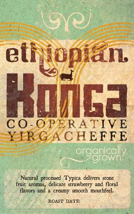 Ethiopian KONGA