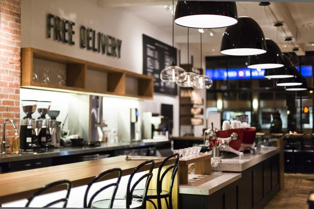 Prefontaine Analog Coffee